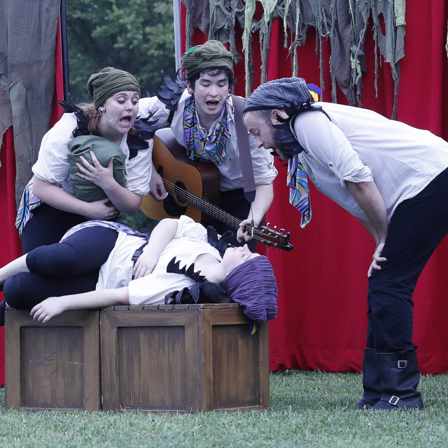 FREE Shakespeare in the Park: A Midsummer Night's Dream